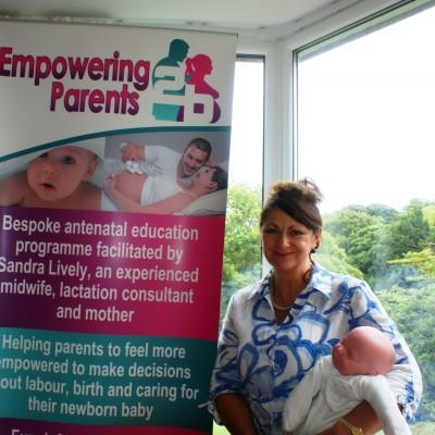 Empowering parents photo testimonial for Printing Plus Lancaster & Kendal