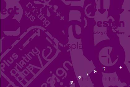 reverse of Printing Plus Lancaster & Kendal letterheads
