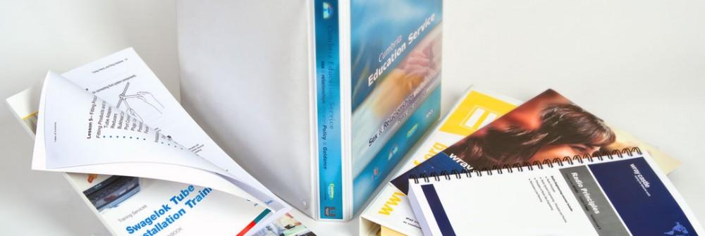 training manual printing pics for Printing Plus Lancaster