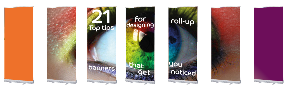 21 tips for roll up banners Printing plus Lancaster & Morecambe