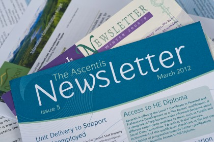 Newsletters pic for Printing Plus Lancaster