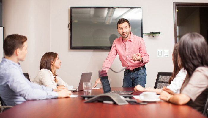 sales meeting direct mail blog